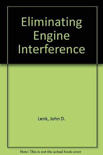 9780672210044: Eliminating Engine Interference