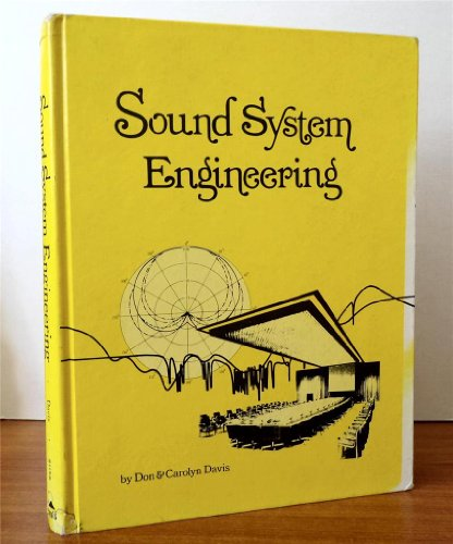 9780672211560: Sound System Engineering