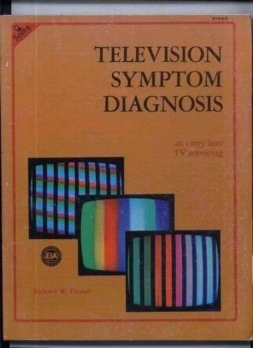 9780672214608: Television Symptom Diagnosis (The Radio-television servicing series)