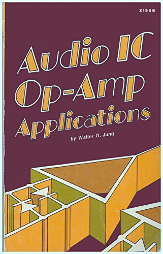 9780672215582: Audio IC op-amp applications
