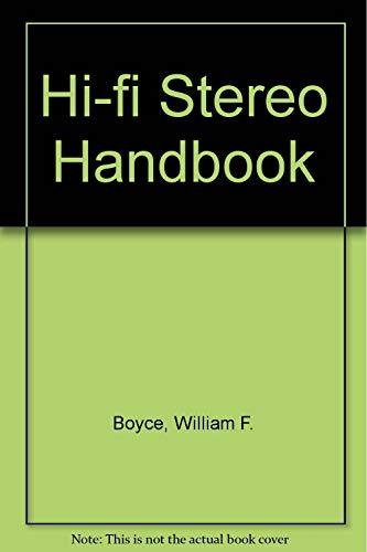 9780672215643: Hi-fi Stereo Handbook