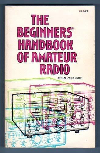 9780672215698: Beginner's Handbook of Amateur Radio