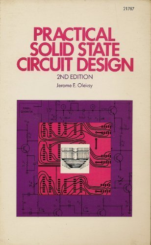 9780672217876: Practical Solid State Circuit Design