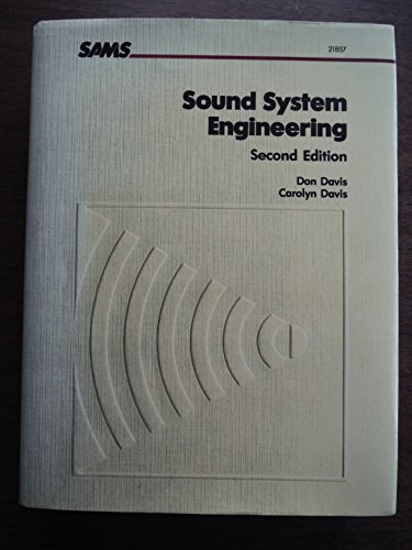 Sound System Engineering, Second Edition