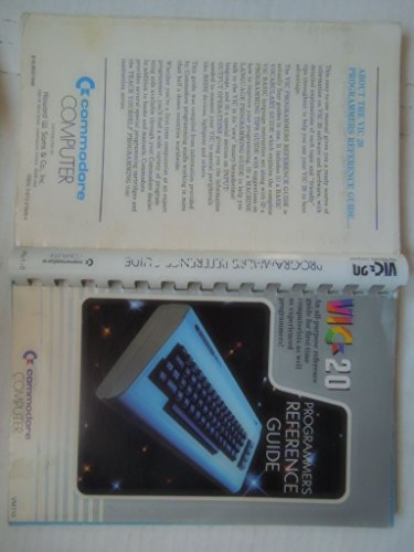 9780672219481: Vic-20 Programmer's Reference Guide