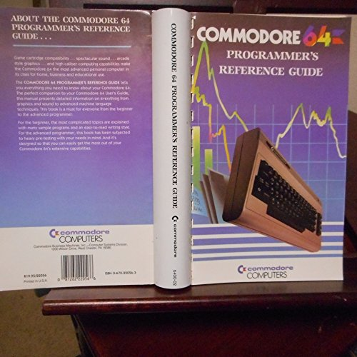 9780672220562: Commodore 64: Programmer's Reference Guide