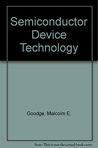 9780672220746: Semiconductor Device Technology