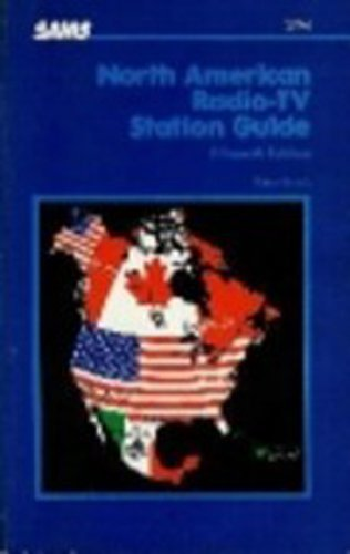 9780672222962: North American Radio-TV Station Guide