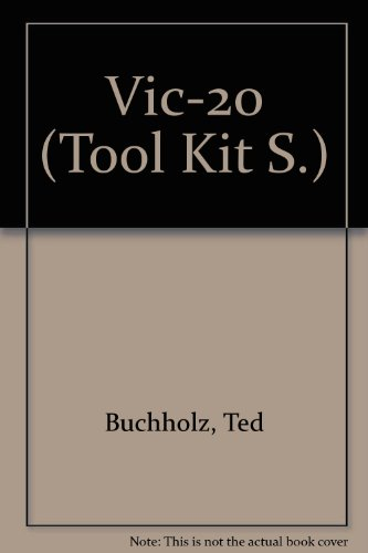 9780672223099: Vic-20 (Tool Kit S.) by Buchholz, Ted; Dusthimer, Dave
