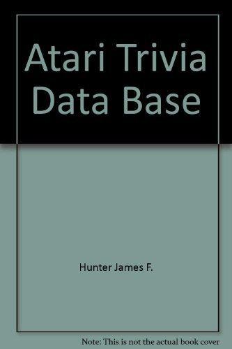 9780672223976: Atari trivia data base
