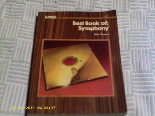 Best Book of SYMPHONY: Alan Simpson