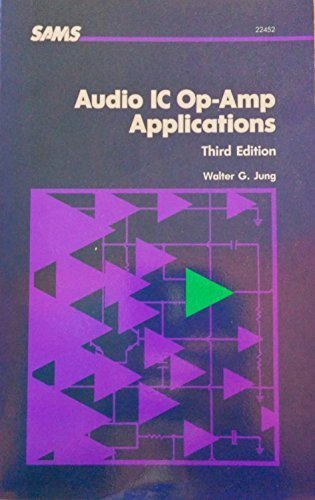 9780672224522: Audio Ic Op-Amp Applications