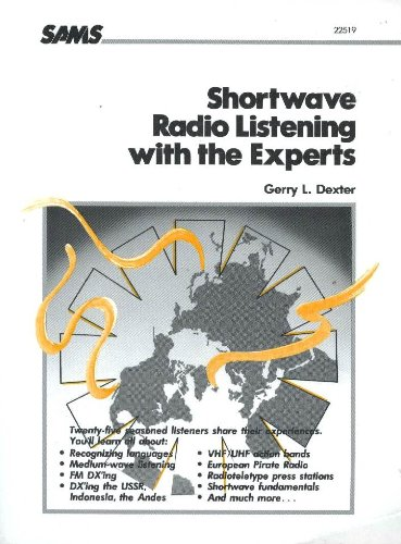 9780672225192: Shortwave Radio Listening With the Experts