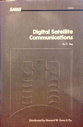 Digital Satellite Communications (Mcgraw-Hill Communications Series): Ha Tri T.