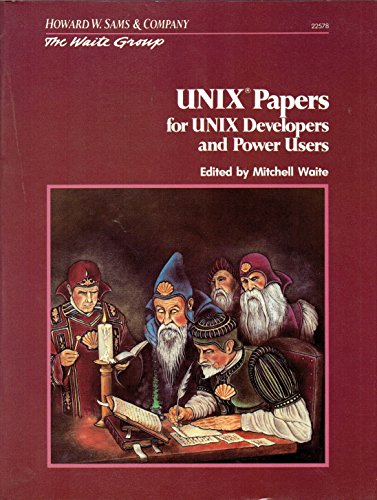 9780672225789: Unix Papers