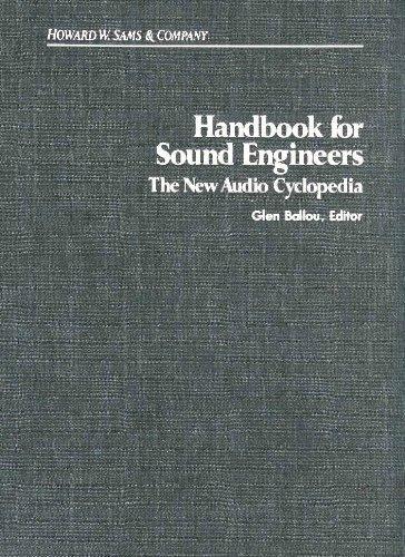 9780672227523: Handbook for Sound Engineers The New Audio Cyclopedia