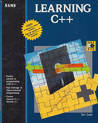 9780672227851: Learning C++/Book and Disk