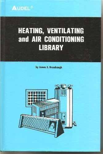 9780672232503: Heating, Ventilating and Air Conditioning Library, Vol. 3