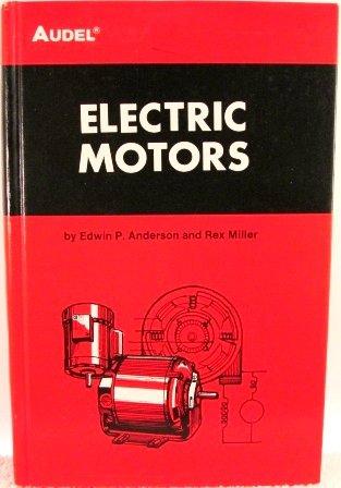 9780672232640: Electric Motors