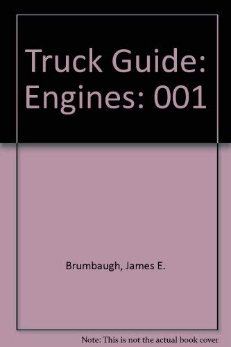 9780672233562: Truck Guide: Engines