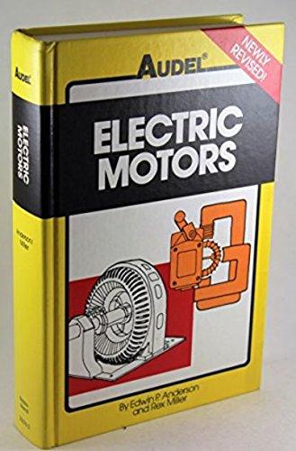 9780672233760: Electric Motors
