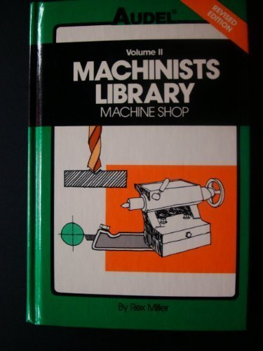 9780672233821: Machinists Library: Machine Shop