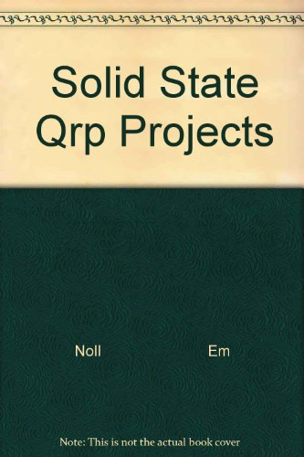 9780672240249: Solid State Qrp Projects