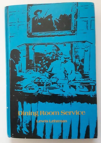 9780672260650: Dining Room Service