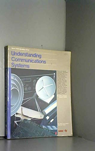9780672270161: Understanding Communications Systems (Sams Understanding Series)
