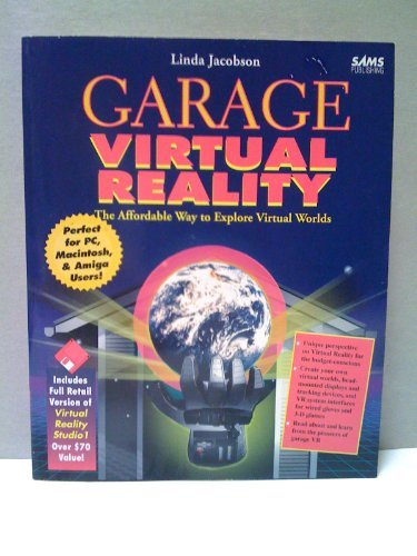 9780672302701: Garage Virtual Reality/Book and Disk