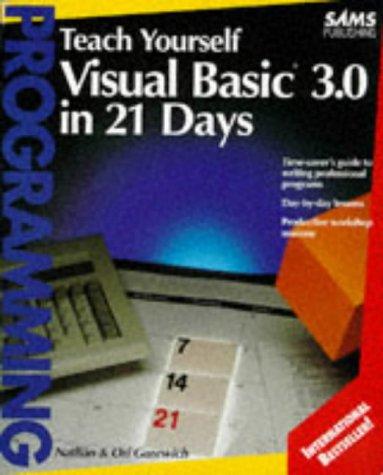 9780672303784: Sams Teach Yourself Visual Basic in 21 Days