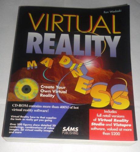 9780672303913: Virtual Reality Madness (Book & CD)