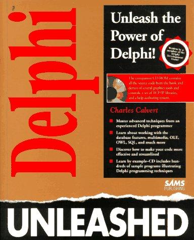 9780672304996: Delphi Programming Unleashed