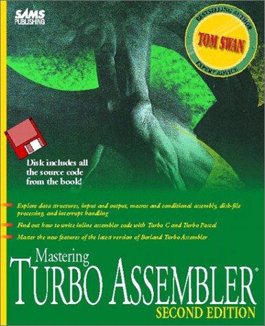 9780672305269: Mastering Turbo Assembler