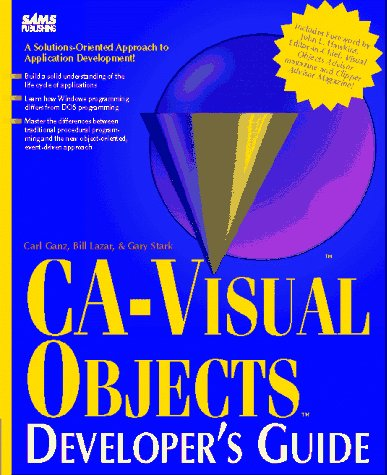 9780672305665: Ca-Visual Objects: Developer's Guide