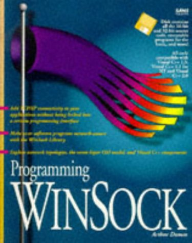 9780672305948: Programming Winsock/Book and Disk