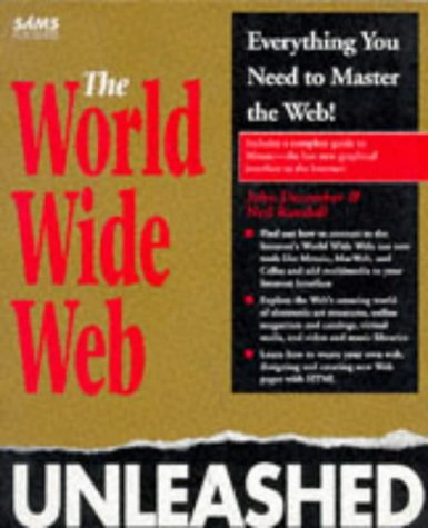 9780672306174: The World Wide Web Unleashed