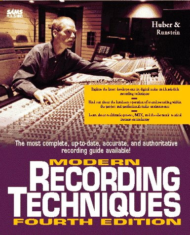 9780672306396: Modern Recording Techniques (Music Technology)