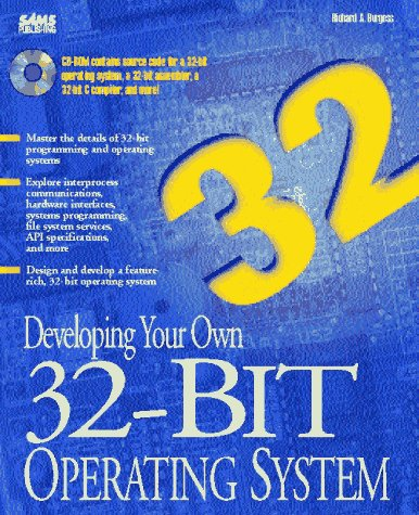 9780672306556: Developing Your Own 32-Bit Operating System/Book and Cd-Rom