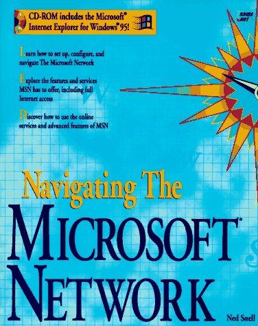 9780672307782: Navigating the Microsoft Network