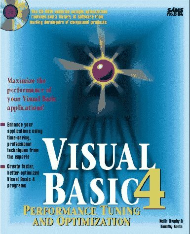 9780672307966: Visual Basic 4: Performance Tuning and Optimization