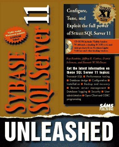 9780672309090: Sybase SQL Server 11 Unleashed