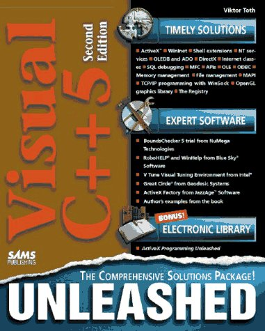 9780672310133: Visual C++ 5 Unleashed