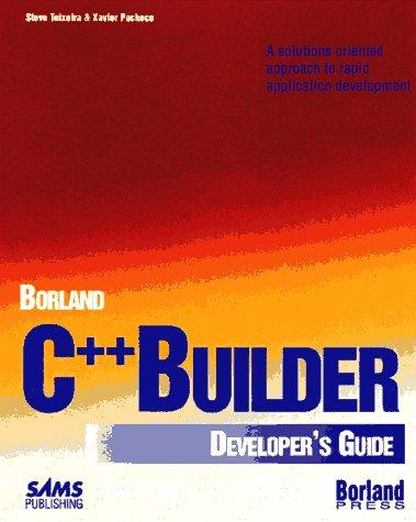 9780672310232: Borland C++ Builder Developer's Guide