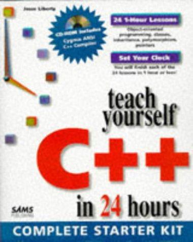 9780672310676: Sams Teach Yourself C++ in 24 Hours