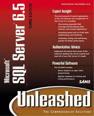 9780672311901: Microsoft SQL Server 6.5 Unleashed
