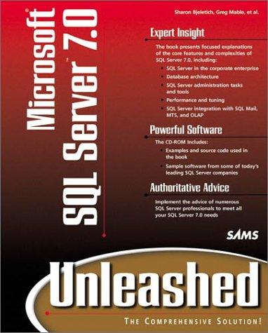 9780672312274: Microsoft SQL Server 7.0 Unleashed