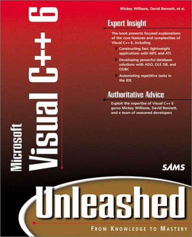 9780672312410: Visual C++ 6 Unleashed
