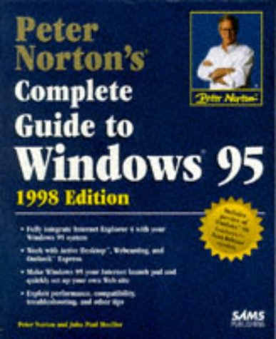 9780672312557: Peter Norton's Complete Guide to Windows 95
