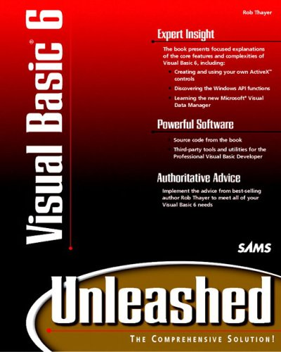 9780672313097: Visual Basic 6 Unleashed